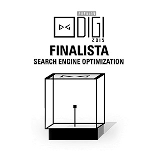 FINALISTA SEARCH ENGINE OPTIMIZATION DIGI 2015