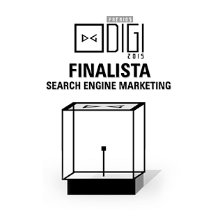 FINALISTA SEARCH ENGINE MARKETING DIGI 2015